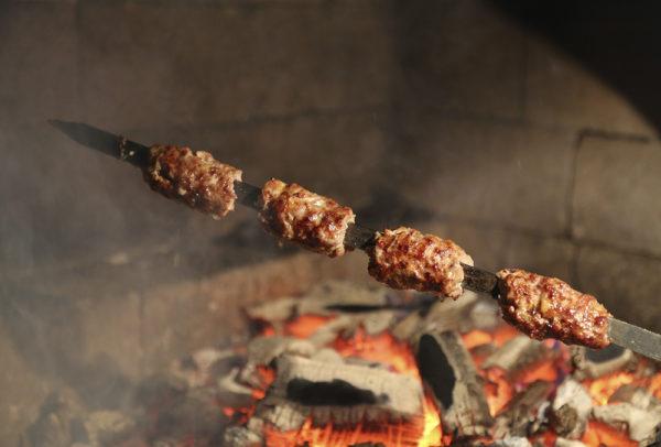 Блюда на огне